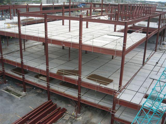 Precast Concrete Flooring