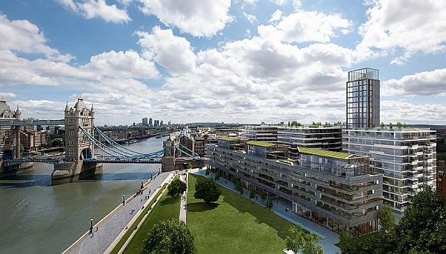 Car Parks Close To London Bridge