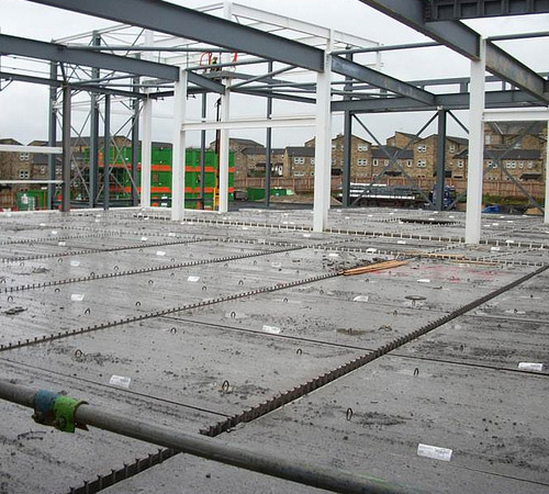 Precast Concrete Floors