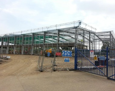 Hollowcore at new Cosworth Factory