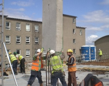 Precast Concrete Columns are Free!