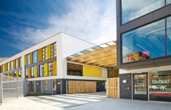 Hackney Free & Parochial School, Hackney, London