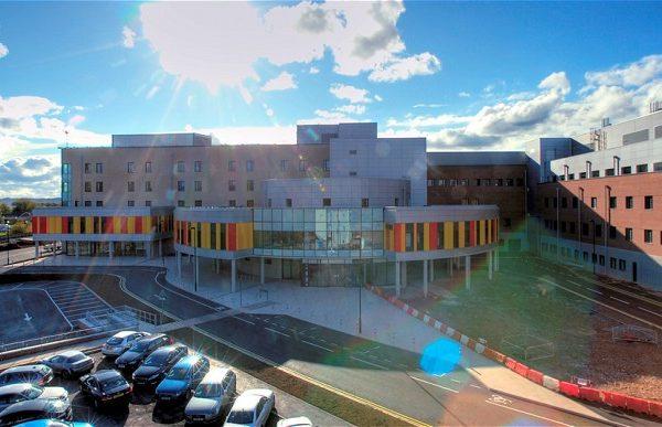 North Staffordshire Hospital