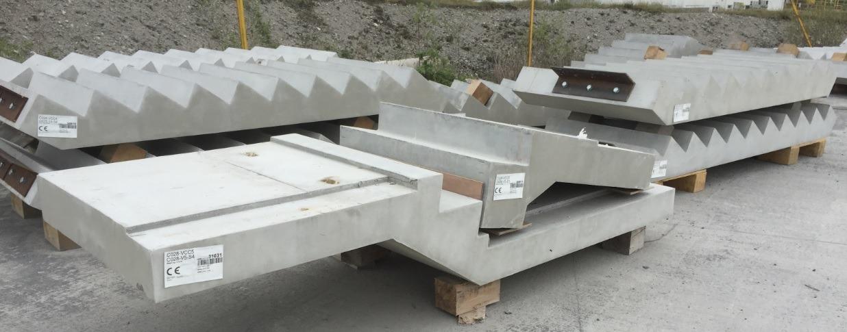 Precast Concrete Stairs Provide A Durable Attractive