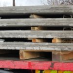 precast concrete units