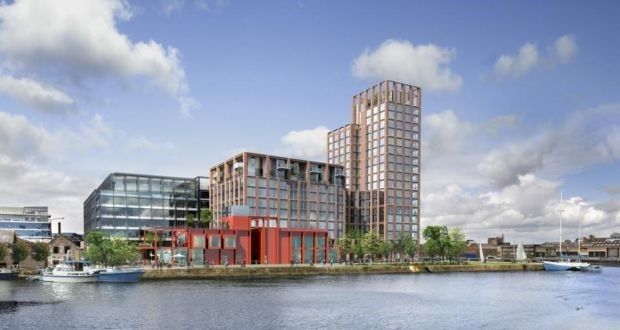 Capital Docks - Ireland's Tallest Building