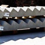 Precast Stair Edge protection