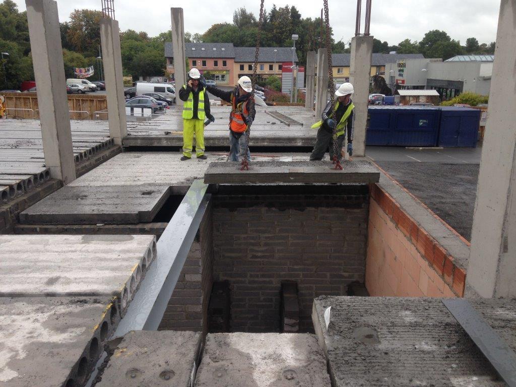 flood precast concrete