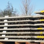 precast concrete elements
