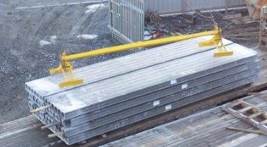 Concrete hollowcore Flooring