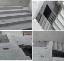 Flood Precast Concrete Stairs and Landings
