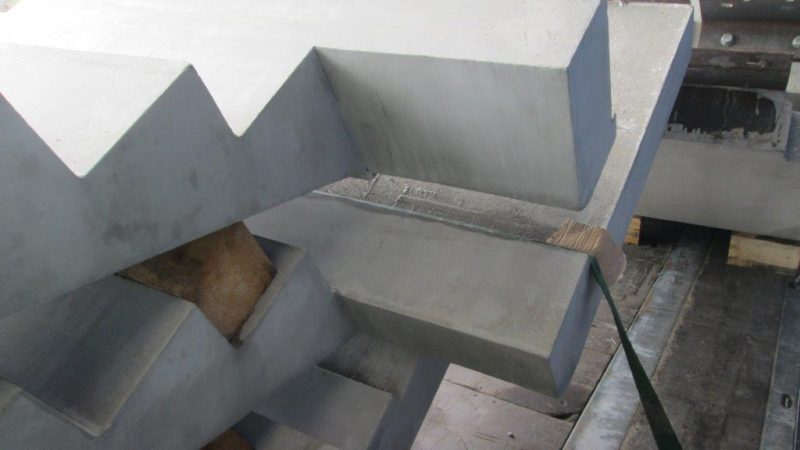 Flood Precast concrete staircases