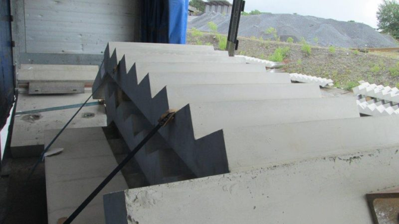 Precast Stair Cores
