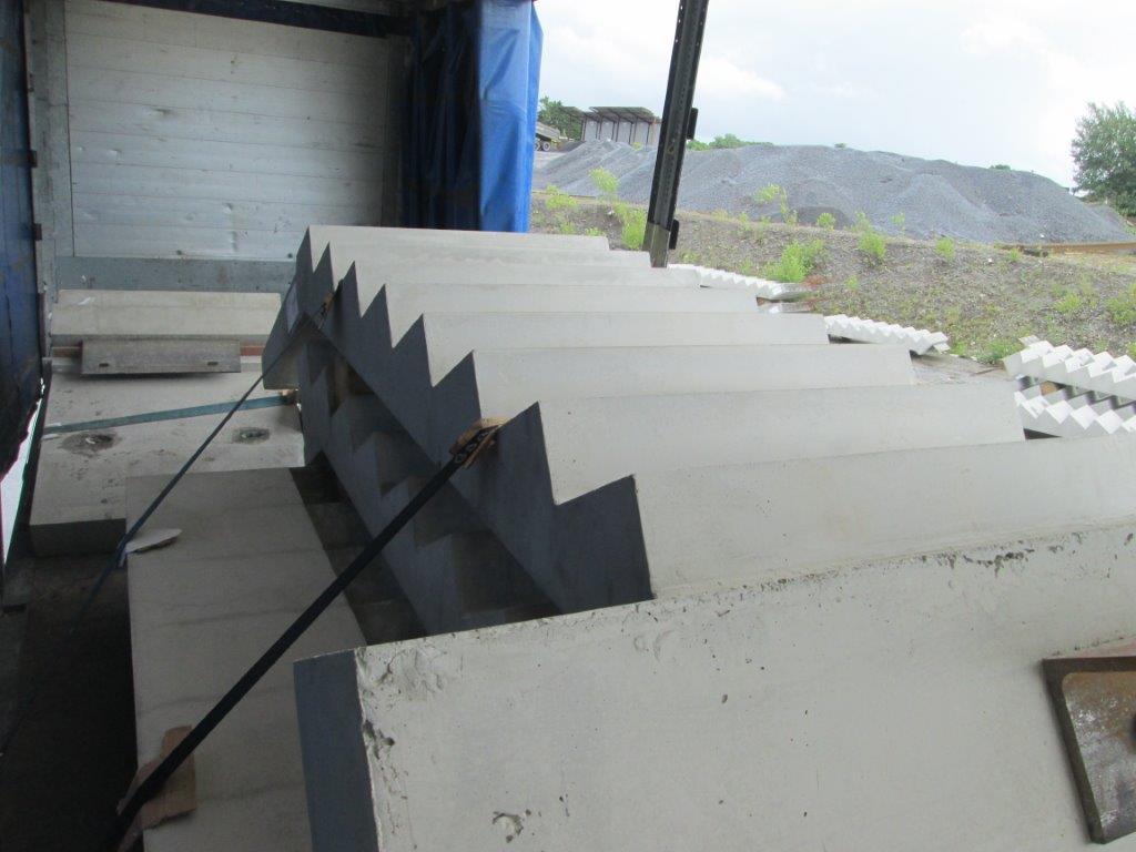 Precast Stair Cores